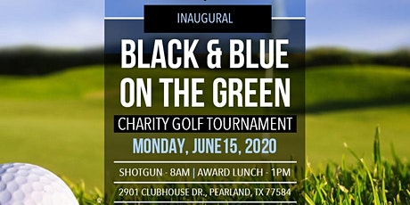 HBREA Inaugural Black & Blue on the Green Charity Golf Tournament tickets
