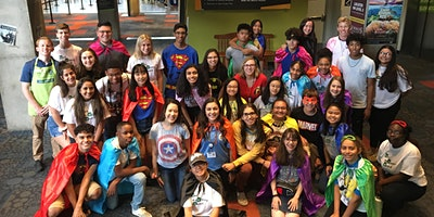 Teen Science Social: Around the World