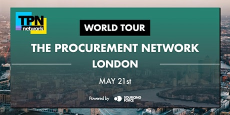 TPN Procurement Network in London - World Tour 2020 tickets