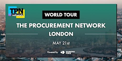 TPN Procurement Network in London - World Tour 2020
