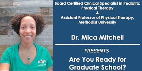 Are You Ready for Graduate School? tickets