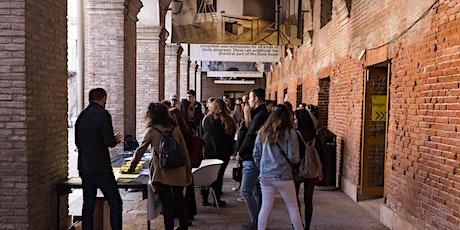 Iuav Open Day 2020: incontro di presentazione corsi e laureati (II turno) tickets
