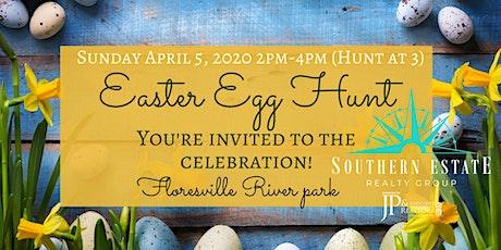 Client appriciation, Easter Egg Hunt tickets