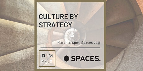 Culture by Strategy billets