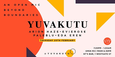 The Relaunch of YUVAKUTU 2.0 tickets