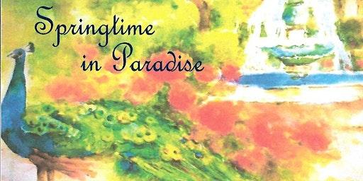 """Coral Gables Garden Club House & Garden Tour 2020 """"Springtime In Paradise"""""""