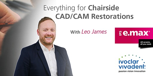 Everything for Chairside CAD/CAM Restorations