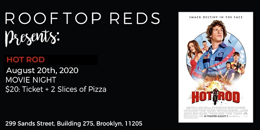 Rooftop Reds Presents: Hot Rod