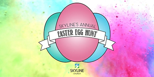 Skyline Egg Hunt 2020