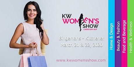 KW Women's Show tickets