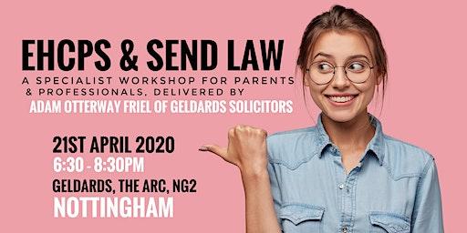 EHCP & SEND Law Workshop - Nottingham