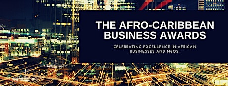ACBAwards Celebrating excellence in African Businesses and NGOs tickets