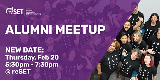 reSET Alumni Quarterly Meetup