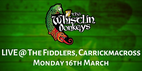 The Whistlin' Donkeys - LIVE at The Fiddlers, Carrickmacross tickets