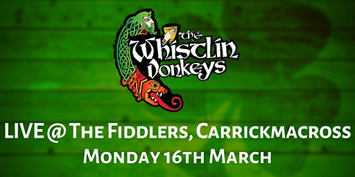The Whistlin' Donkeys - LIVE at The Fiddlers, Carrickmacross