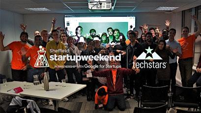 Techstars Startup Weekend Sheffield 04/20 tickets