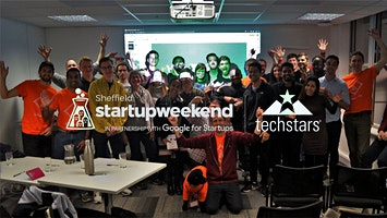 Techstars Startup Weekend Sheffield 04/20