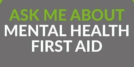 Mental Health First Aid 2 Day Qualification - MHFA England tickets