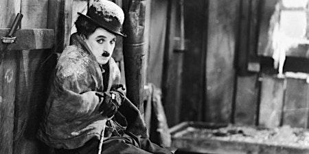"""""""La quimera del oro"""", Chaplin. Música en directo: Dúo Dalí (violín y piano)"""