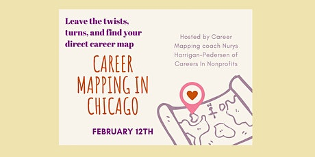 Career Mapping - Brought to you by Nurys Harrigan-Pedersen tickets