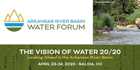 Arkansas River Basin Water Forum - Salida 2020 tickets