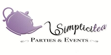 "Afternoon ""Simplicitea"" Spring Party tickets"