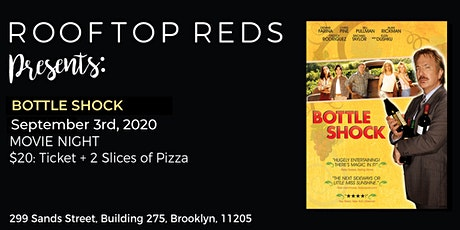Rooftop Reds Presents: Bottle Shock tickets
