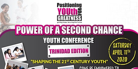 POSITIONING YOUth for GREATNESS tickets