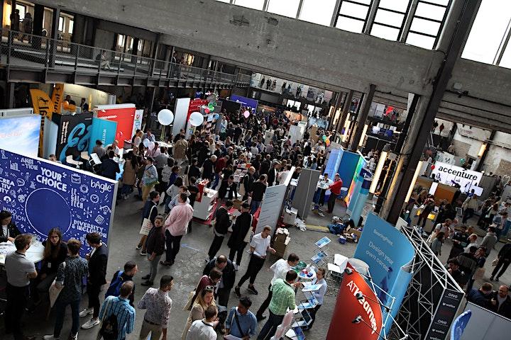 STICKS & STONES 2020 - Europe's largest LGBT+ job & career fair: Bild