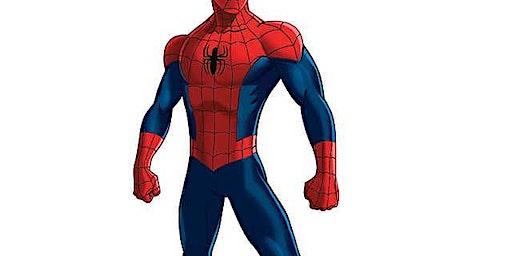 Spiderman Visit
