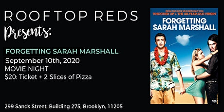 Rooftop Reds Presents Forgetting Sarah Marshall tickets