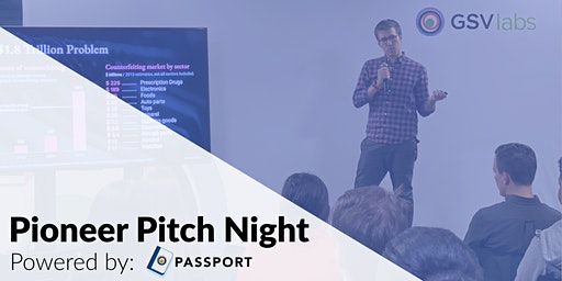 GSVlabs Boston Pioneer Pitch Night: Innovation in the SC&L Industry