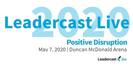 Leadercast Live 2020 tickets