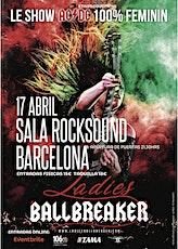 Ladies Ballbreaker-Feminin tribute to Ac/Dc music. tickets