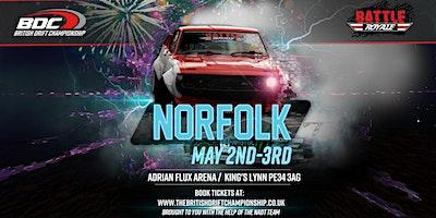 BDC – Norfolk – Event 2 – Battle Royale- (20% off Early Bird!)