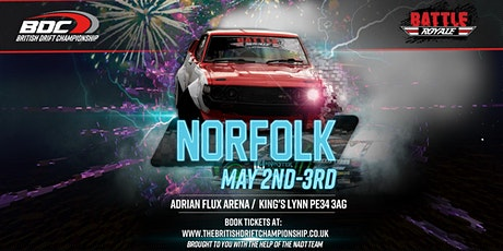 BDC - Norfolk - (20% off Early Bird!) tickets