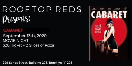 Rooftop Reds Presents: Carbaret tickets