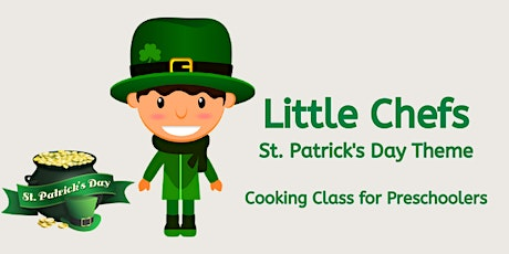 Little Chefs: St. Patrick's Day Theme Cooking Class at West Circle Hy-Vee (Wednesday, March 11th at 11am) tickets