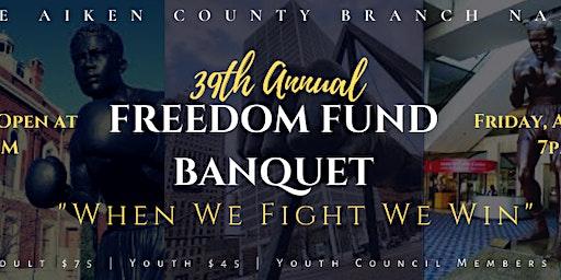 39th Annual Freedom Fund Banquet