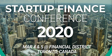 Startup Finance Conference tickets