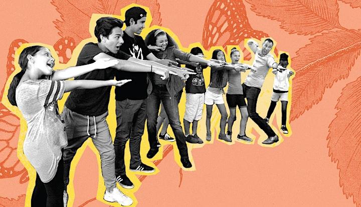 Second City: Free Improv Comedy Class for Kids & Teens image