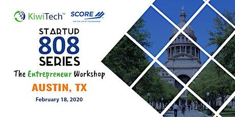 Startup Founders 808 Series - Entrepreneur Workshop (Feb. 18, 2020) tickets