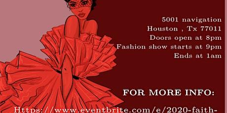 2020 Faith Fashion Show Pop Shop tickets