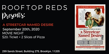 Rooftop Reds Presents: A Streetcar Named Desire tickets