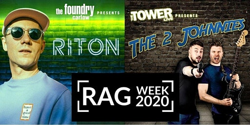 TUESDAY // RAG WEEK