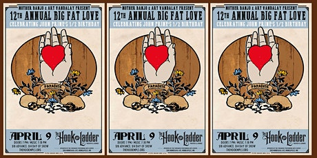 Big Fat Love: Celebrating John Prine's 1/2 Birthday tickets