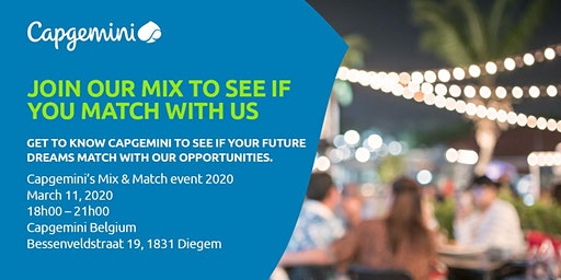 Capgemini's Mix & Match