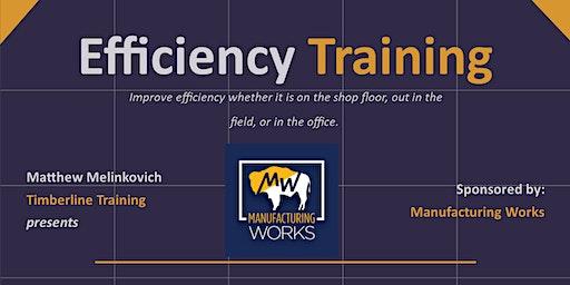 Efficiency Training