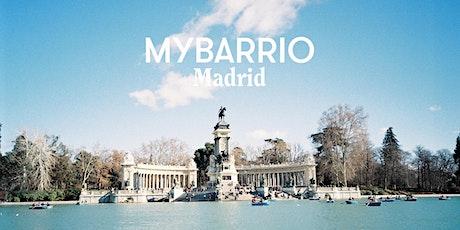 MYBARRIO Madrid entradas