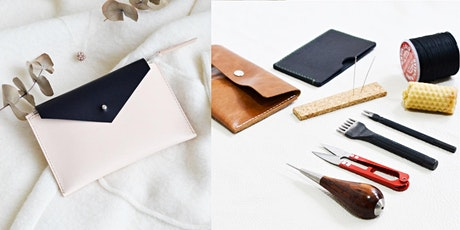 Intermediate Leather Craft Workshop with a leather artisan in London tickets